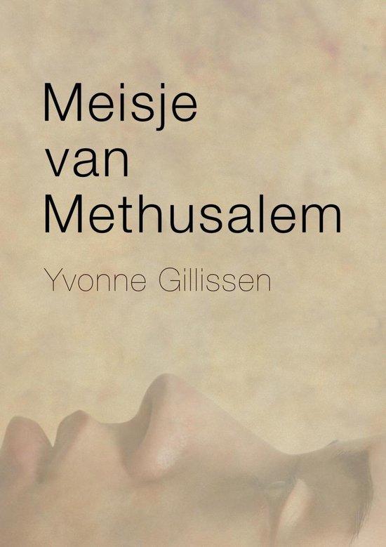 """Cover """"Meisje van Methusalem"""""""
