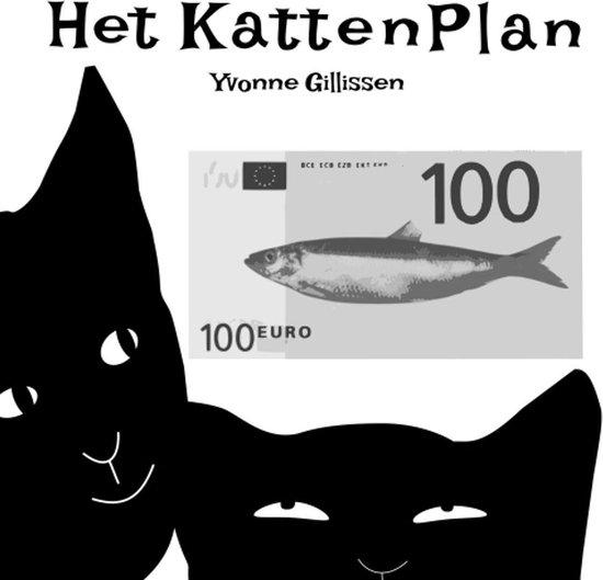 """Cover """"Het kattenplan"""""""