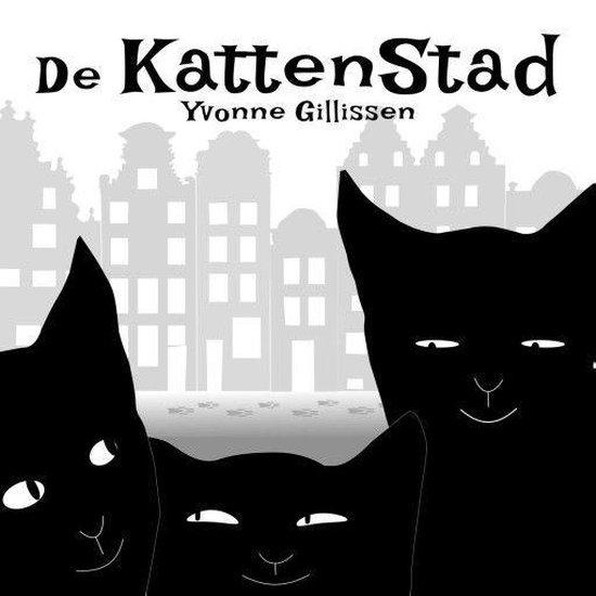"Cover ""De kattenstad"""