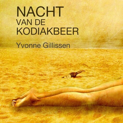 """Cover """"Nacht van de kodiakbeer"""""""